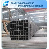 Rectangular and square Hollow Section (RHS) made in China market Manufactures
