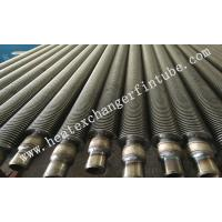 SA192 Seamless carbon steel tubes, high frequency resistance welded fin tubes with solid or serrated fins Manufactures