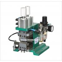 Portable Pneumatic Wire Cutting Stripping Twisting Machine Adjustable Speed Manufactures