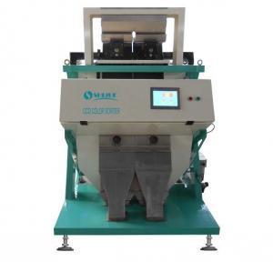 CCD Color Industrial Sorter Machine 220V / 50HZ For Plastic Flakes Sorting