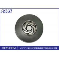 High Precision Stainless Steel Impeller Custom Casting Non Standard Parts Manufactures