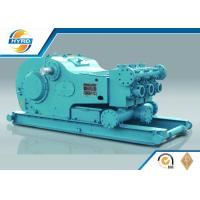 Cheap F -500 advanced structure Drilling Mud Pumps for drilling rigs , smooth operation for sale