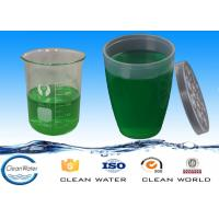 With BV ISO Clean Water Natural Chemical Deodorizer Green Liquid Density 0.99 For Water Treatment Manufactures