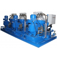 Automatic Continuous Power Plant Equipments HFO Centrifuge Separator Manufactures