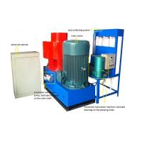 Husk / Straw / Biomass Pellet Making Machine , Wood Pellet Equipment Manufactures