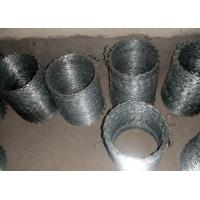 Steel Plate Material Razor Fence Wire Crossed Fence BTO 22 CBT 65 For Apartment Houses Manufactures