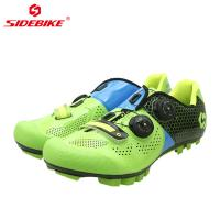 Double Dials Self Lace Shoes / Dragon Pattern Chinese Element Cycling Shoes Manufactures