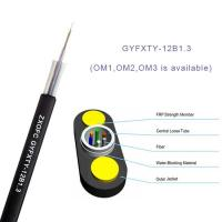 Outdoor Gyfxty Outdoor 12 Core Single Mode G652D Fiber Optic Cable Price Manufactures