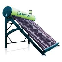High efficiency solar hot water system Manufactures