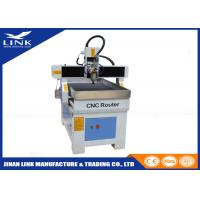 Water Cooling Mini CNC Router Machine 3 Axis For Metal Cutting AC 220V Manufactures