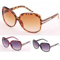 Buy cheap Fashion Plastic Sunglasses (T-6021) from wholesalers