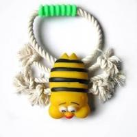 Rope Tug Ring With Toys (1434) Manufactures
