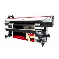 High Efficient Large Format Digital Printing Machines For Posters 2715x1095x800mm Manufactures
