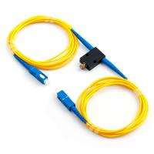 FC ST LC SC Fiber Variable Optical Attenuator 0~50DB FC ST LC SC Single Mode Manufactures