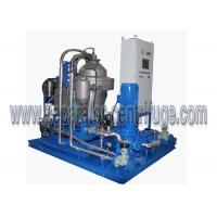 Automatic Skid Mounted Type Centrifugal Mineral Fuel Oil Handling Separator System for 3-phase Separation Manufactures