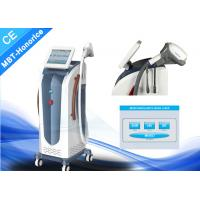 Diode Laser 808 755 1064 nm Wavelengh Hair Removal Machine Honor Ice In Russian Manufactures