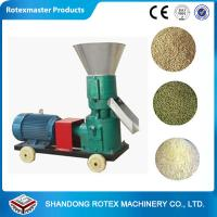 Factory direct sale poultry feed pellet machine CE approved with best price Manufactures