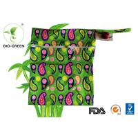 Pre Printed Square Baby Wet Bag Reusable / Machine Washable Style Available Manufactures