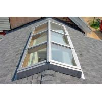 Skylights Roof  Window Tempered Glass Panel Size Customized No Holes Manufactures