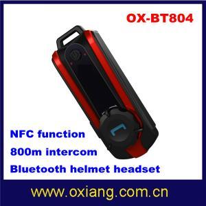 China Motocycle (Ski) Helmet Bluetooth Intercom Headset on sale