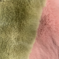 SGS Synthetic Faux Sheep Fur Fabric Carpet 150cm Width Manufactures
