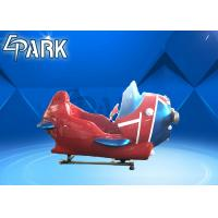 NEW British Style Plane arcade games machines kids ride coin operated games machine for sale Manufactures