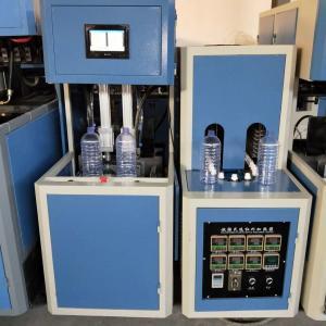 Semi-Automatic Pet Bottle Blowing Machines Manufactures