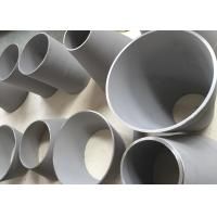 Grey Porous Filter Media , Porous Media Filter Elements For Airslide Fluidization Manufactures