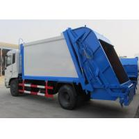 SINOTRUK HOWO Compressed Garbage Collection Truck 5-6CBM LHD 4X2 ZZ1087D3415C180 Manufactures