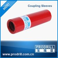 R25 R32 T38 T45 T51 Rock Drilling Coupling Sleeves Manufactures