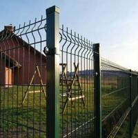 Buy cheap 3d Welded Wire Mesh FencePanel / GardenFence for Residential from wholesalers