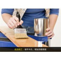 Cheap Spray Transparent Wood Spray Paint , Liquid Coating Outdoor Wood Paint Colours for sale
