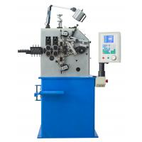 0.20 ~ 2.00 mm 2 Axis Compression Spring Forming Machine , CNC Spring Coiler