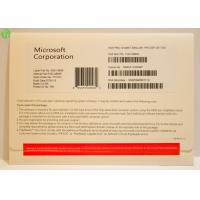 Buy cheap Microsoft Win 10 Pro OEM English Langauge 64 Bit DVD with OEM Key Card from wholesalers