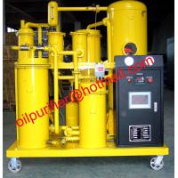 China Vacuum Hydraulic Oil Cleaning System,Oil Puriifer, Used Oil Recycling Machine, clean moisture,hydrocarbon, acids on sale