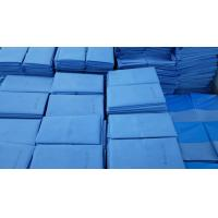 Anti Static Sterile Blue Non Woven Surgical Drapes for Hospital Surgery Manufactures