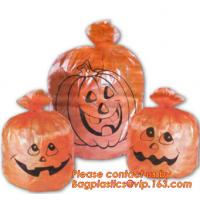 China Pumpkin 	Food Gift Box Packaging Garden Halloween Leaf Bags Giant Pumpkin on sale