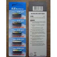 12v 23A Alkaline Batteries, remote control battery Manufactures