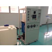RO desalinate seawater system for water filtration plant 2.4TPD in marine