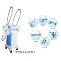 China Light weight Four Handpieces Body Slimming Beauty Machine With Dual Mono Polar RF on sale