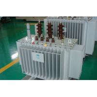 Fully Sealed Oil Immersed Transformer / Three Phase Transformer For Power Stations Manufactures