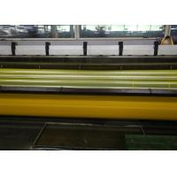 White Monofilament Polyester Mesh Customized Length Manufactures