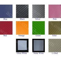 colourful carbon fiber vinyl wrap for car sticker Manufactures