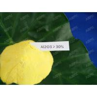 Cheap Light Yellow Poly Ferric Sulfate GB 15892-2009 Standard Non Toxic Harmless for sale