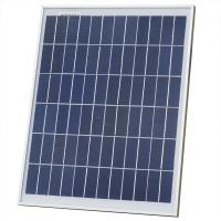 China 20W Mono / Poly Mini Solar Panels 12V Battery Easy Carry For Courtyard Lighting on sale