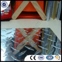 5005/5052/5754 Mirror Polished Prices of Aluminium Diamond Tread Plate Coil Manufactures