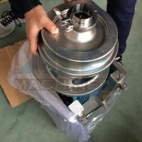Standard Mechanical Industrial Stainless Steel Centrifugal Pump  DAIRY & PHARMACEUTICAL PUMP Manufactures