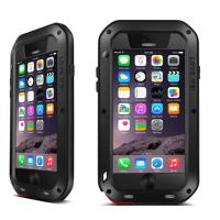 Cheap Shockproof Metal Cell Phone Cases for sale