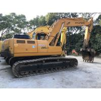 A/C Cabin Second Hand Hyundai Excavators220LC-5 Smooth Running Long Lifespan Manufactures
