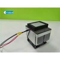 TEC System Thermoelectric Air To Peltier Plate Cooler ATP040 12VDC ISO9001 Manufactures